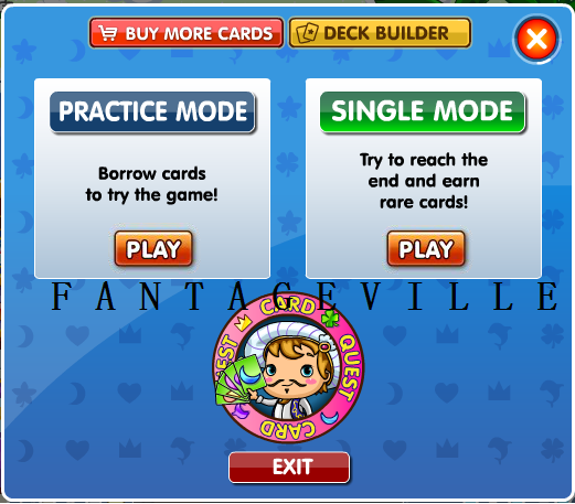 play card quest