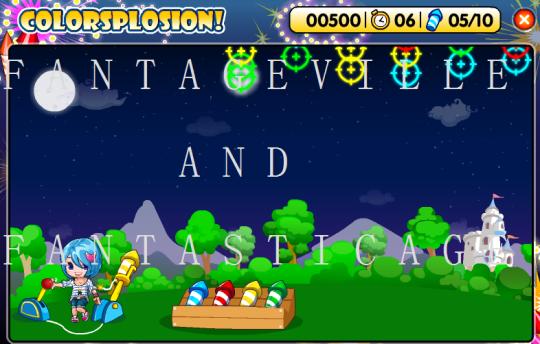 colorsplasion game