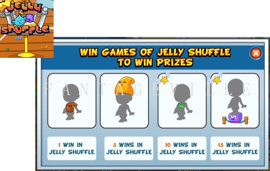 jelly shuffle prizes
