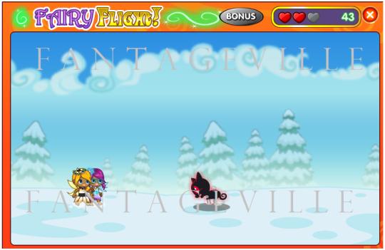 fairy flight game