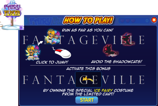 how to play fairy flight