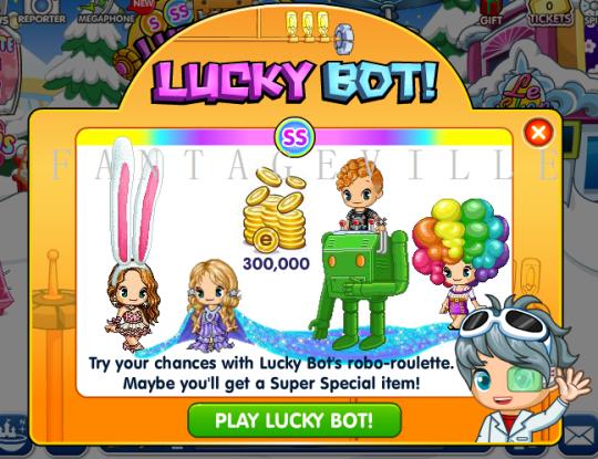 lucky bot