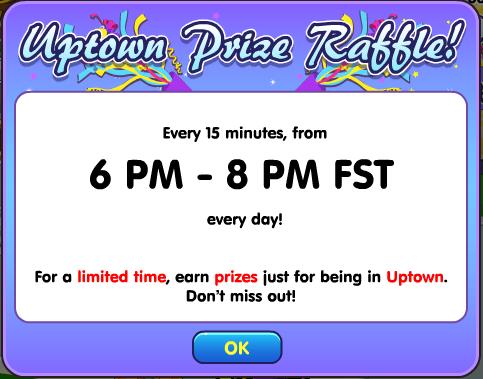 prize raffles