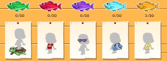 fishing prizes